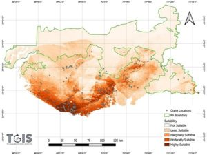 Species Distribution Modelling Project